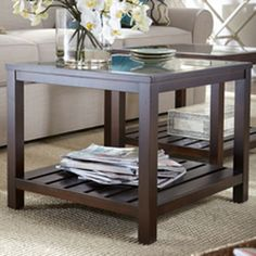 Photos Of Shop Coffee Tables Living Room Tables Ethan Allen