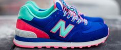 "New Balance 574BFP - ""Blue Candy"" | B. Fresh Blog"