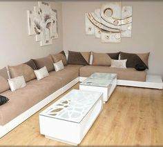 Corner Sofa Design, Living Room Sofa Design, Living Room Decor, Morrocan House, Moroccan Room, Moroccan Decor, Toilet Room Decor, Bedroom Colour Palette, Furniture Sofa Set