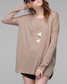 Sunday Knit Top from Need Supply