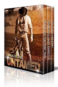 Untamed (3-Book Set) - http://www.justkindlebooks.com/untamed-3-book-set/