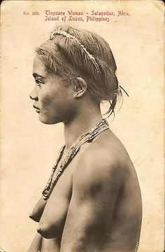 Tinguian woman Filipino Culture, Filipiniana, Archaeological Discoveries, Tribal People, Baguio, African Diaspora, History Photos, Old Pictures, Historical Photos