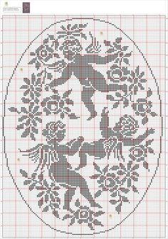 1 million+ Stunning Free Images to Use Anywhere Filet Crochet Charts, Cross Stitch Charts, Cross Stitch Designs, Crochet Stitches, Cross Stitch Patterns, Stitch And Angel, Cross Stitch Angels, Crochet Angels, Crochet Cross