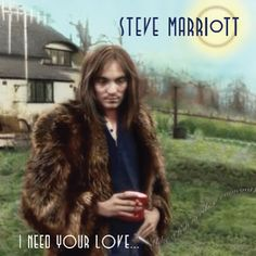 #TapasDeDiscos Steve Marriott - I Need Your Love