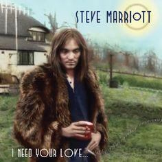 #TapasDeDiscos Steve Marriott - I Need Your Love