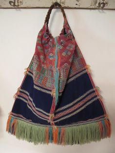 karen hill tribe bag.....@ gypsyriver@blogspot.com