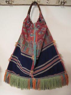 karen hill tribe bag