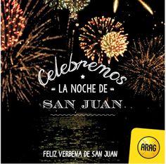 Celebremos la noche de San Juan