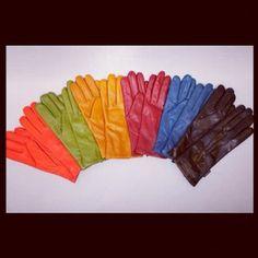 Hestra gloves galore!