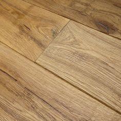 Cross Sawn Oak - Natural - Fine Oak Flooring