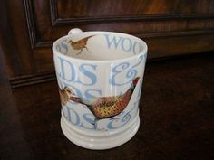 Woods & Fields 1 Pint Mug 2004 (Discontinued)