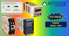 Buy EAPL, Multispan, SELEC make Timers, Counters & Sequential Timers at our Online Shopping Store.....