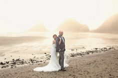 Oregon Coast Wedding by Stefan & Audrey // Coordinated by Event Crush