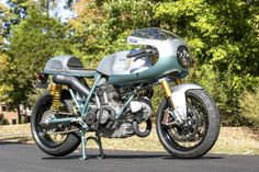 Ducati 750SS by Vee Two 11