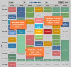 timetable maker