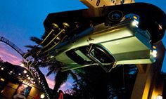 Disney Hollywood Studios. Buckle up and prepare to rock out with Aerosmith! This high-speed attraction is a roller coaster amplified by the driving beat of a special soundtrack recorded by the rock legends themselves.