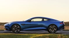 More V12 power, no turbos | 2017 Aston Martin Vanquish S First Drive - Autoblog
