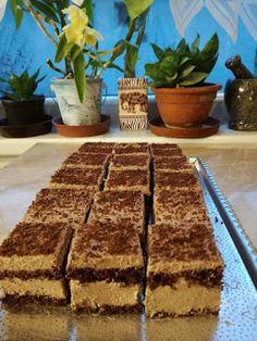 Édes IR-élet: Narancsos, csokis kocka Tiramisu, Ethnic Recipes, Food, Essen, Meals, Tiramisu Cake, Yemek, Eten