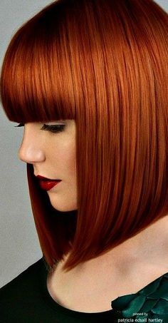 Vintage Hairstyles With Bangs 20 Top Incredible Short Haircuts with Bangs Red Hair Styles - Ashley Gamble – Medium Red Hairstyle Previous Post Next Post Popular Short Haircuts, Short Haircuts With Bangs, Bangs With Medium Hair, Bob Haircut With Bangs, Hairstyles With Bangs, Short Hair Cuts, Medium Hair Styles, Straight Hairstyles, Short Hair Styles