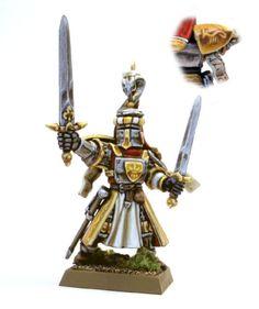 bretonnian knights. on foot - Google Search