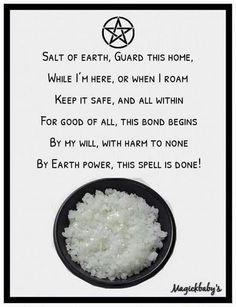 Salt spell