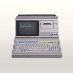 My Computer, MZ-80B (1981) - SHARP