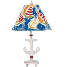 Nautical Lamp from PoshTots