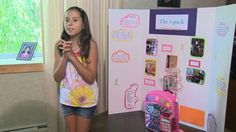 "11-year old Naugatuck girl invents ""chemo backpack"" to help cancer patients"
