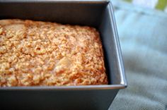 Clean eating oat and banana bread.. Soo need to try this!