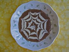 Øllebrød med æggesnaps (rye porridge with creamed egg topping), recipe in English from the my Danish Kitchen blog.
