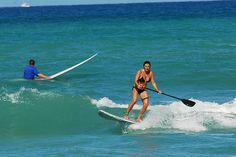 La foto de paddle surf de gen-why media