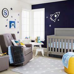 Space Explorer Nursery Room : Target