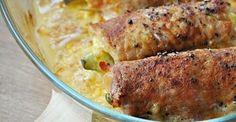 Mikser Kulinarny to najlepsza wyszukiwarka przepisów kulinarnych z polskich blogów. Dziennie setki nowych przepisów. Zapraszamy! Pork Dishes, Food To Make, Good Food, Dinner Recipes, Food And Drink, Pizza, Menu, Cooking Recipes, Chicken