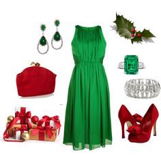 """christmas day"" by irishqt1969 on Polyvore"
