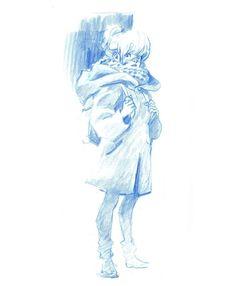 #sketcheveryday  #ootd #whatiwore  #sketches #sketchbook #schmoelfie :) just cosy...