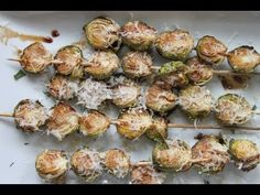 Balsamic-Roasted Brussels Sprouts Recipe More