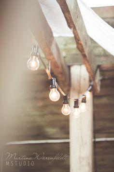 Old fashioned lights for wedding venue. Wedding, wedding photography, wedding photographer Sweden,  love, bride,  #weddinglights #weddingphotos, #photography  #Mstudio,