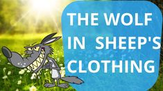 [Story Kids 11] The Wolf in Sheep's Clothing Teaching English For Kids L...