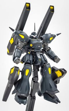 Custom Build: HGBF 1/144 Kampfer Amazing + Extra Weapon Binders - Gundam Kits…