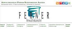 Rechtsanwalt Jens Ferner: Referent beim Social Media Dinner #socialmedia #socialmediamarketing #blog #aachen #website #facebook
