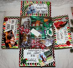 missionary package ideas christmas edition