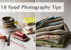 I've compiled a list of 18 Useful Food Photography Tips you can use that will completely change your food photography for the better. food photography tips Food Photography Tips Conseils sur la Photographie Food Photography Course, Food Photography Lighting, Amazing Food Photography, Themed Photography, Photography Tips, Photography Lightbox, Product Photography, Photo Shoot Tips, Tips For Growing Tomatoes