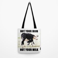 Not Your Mom Not Your Milk Tote Bag by azima Sales Today, Reiki Meditation, Yoga For Kids, Laptop Sleeves, Tote Bags, Top Sales, Boho Fashion, Interior Decorating, Phone Cases