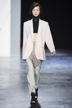 Acne Studios Women's Fall 2012 Collection