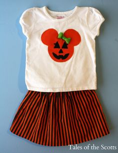 tales of the scotts diy childrens crafts home decor not so - Homemade Halloween Shirts