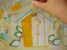 pintura estarcido - Buscar con Google