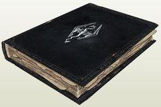 Ancient Books Paper Models - by Corbak - Livros Antigos