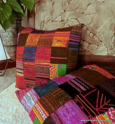20 Colorful Vintage Hmong Embroidery and by SiameseDreamDesign, $40.00