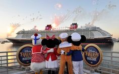 Disney's latest ship, the Fantasy, is arguably the fairest of them all.