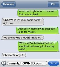 Funny Texts Jokes, Text Jokes, Funny Memes, Funny Laugh, Stupid Funny, Hilarious, Message For Dad, Top Pic, Text Conversations